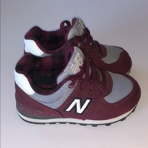 New Balance Toddler Shoes